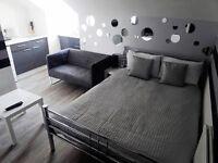 3 x Studio Apartment, ALL bills inc. electrics on coins