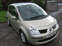 MINT CONDITION RENAULT MODUS 1.4 LOW MILES FULL MOT AND FULL SERVICE HISTORY