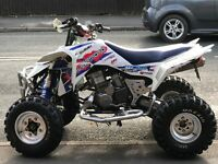 Suzuki quad bike