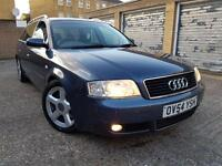Audi A6 Avant 2.5 TDI Final Edition 2005 AUTOMATIC DIESEL FSH+NAV+HEATED LEATHER+BOSE AUTO