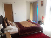 MASSIVE MODERN ENSUITE DOUBLE ROOM WITH PRIVATE BALCONY AND RIVER VIEW IN CANARY WHARF - SOUTH QUAYS