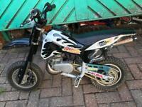 49cc mini moto.