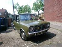 Classic mini clubman tax & mot exempt, not cooper 1275