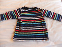 Boys Striped Top 18-24 Months