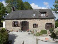 Adult only /Clothing optional-Naturist Cottage B&B Pays de la Loire France & camping