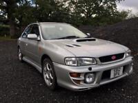 Subaru Impreza turbo wagon uk