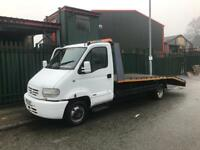 Renault mascot 2.8 6.5tonne recovery