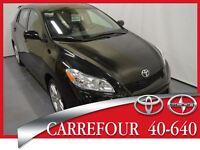 2011 Toyota Matrix S 1.8L Gr.Electrique+Air+Mags+Toit Ouvrant