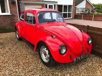 Vw beetle 1970