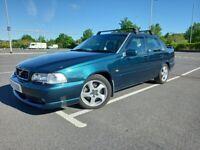 Volvo, S70, T5, 1998, Auto, top CD spec