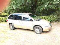 Chrysler Voyager 2001 Needs New MoT