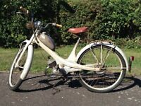NSU Quickly Moped 1956