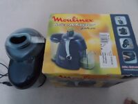 Moulinex BKA342 Juicemaster PLUS-In the box NEW