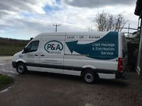 Man & Van collect / Delivery / Removal service