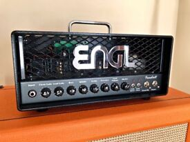 Engl Ironball - 20w all tube guitar amp - boxed as new