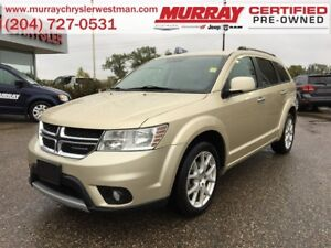 2011 Dodge Journey R/T AWD *Heated Leather*