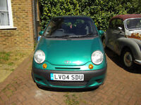Daewoo Matiz SE+ £100 no offers