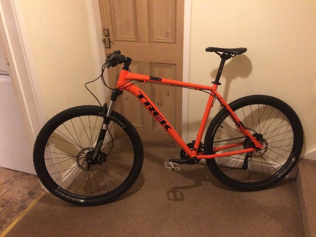 MENS TREK MERLIN 6 XL FRAME ORANGE