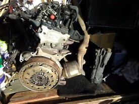 BMW e46 320d 2004 M Sport engine