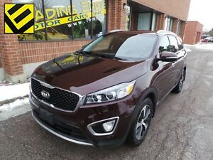 2016 Kia Sorento 3.3L EX 3.3L EX V6 7-Seater Leather