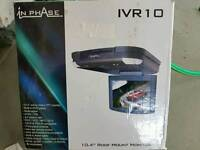 Inphase roof mount dvd