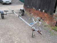 rm boat trailer for up to 15 or 16ft boat