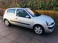 Renault Clio 1.2 3 door petrol 83k 55 plate. New timing belt and Water pump replaced