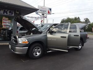 2012 Ram 1500 CREW CAB 4X4 !! PURCHASE AS LOW $100 DOWN !!