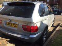 2003 bmw x5 sport dn only 82k miles new mot full bmw hist unbelievable spec n condition
