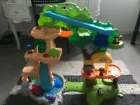FREE Fish price jungle play set - pick up only