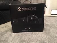 Xbox one elite barely used
