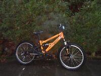 Boys Bike - Appollo Stomp