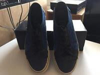 Vans Metallica Shoes Size UK 9 / EUR 43 (USED)