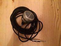 BRAND NEW Harmonica Bullet Microphone