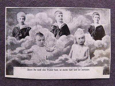 Wenn du noch eine Mutter hast so danke Gott und sei Zufrieden / 37