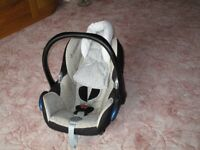 Maxi Cosy Car Seat Baby Carrier