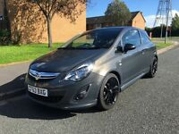 VAUXHALL CORSA 1.2 LIMITED EDITION (2014) NEW MOT