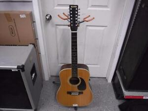 Mann Acoustic Guitar. We Sell Used Musical Instruments. 114486