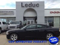 2013 DODGE CHARGER - V6 POWER & FUEL ECONOMY and APPROVED!