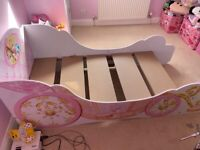 Disney princess children's bed