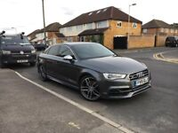 Audi S3 Saloon (May P/X Golf R, GTI, RS3, C63, M3)