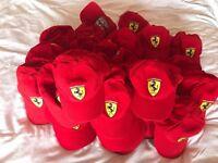 Ferrari caps