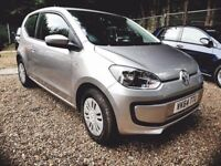 Volkswagen UP! 1.0 Move Up Hatchback 3dr£3,995 p/x welcome FREE WARRANTY, VERY CLEAN