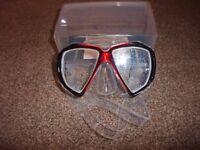 BEAVER Focus scuba diving Mask
