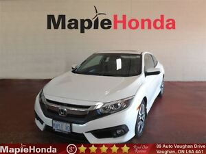 2016 Honda Civic EX-T with Tech Package, Demo Special, LOW KM!