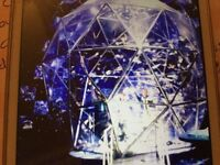 2 x tickets to crystal maze game, Manchester