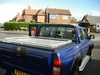 nissan navara d22 5 seater pick up cab in very good original condition, with low miles on the clock.