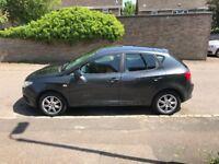 Seat Ibiza 1.4L Petrol, Manual, Grey, 4dr - £2,350