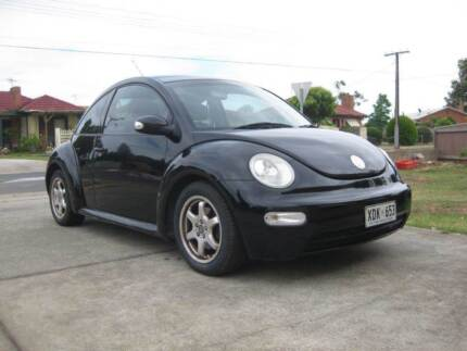 2004 Volkswagen Beetle Hatchback Pennington Charles Sturt Area Preview