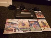 Sega Master System II Good Condition